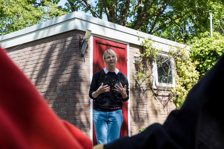 De Volkskrant woonde een privévoorstelling bij in Apeldoorn, bij een gezin dat een moeilijke tijd doormaakt.
