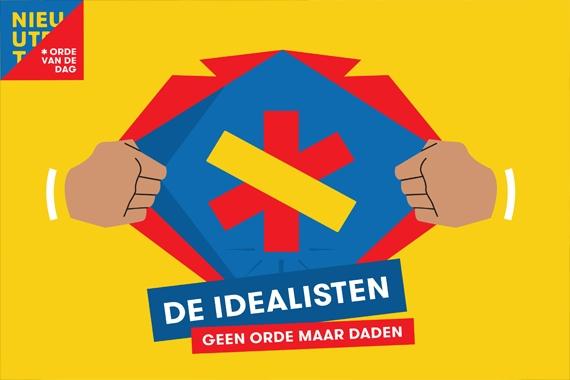 Orde van de Dag – De Idealisten